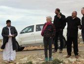 بعثة الإيفاد تتابع إطلاق مشروع تعزيز الموائمة بالبيئات الصحراوية بمطروح