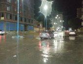 فيديو وصور.. أمطار خفيفة على مطروح والساحل الشمالي