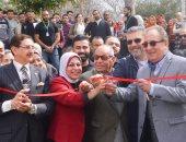 65 شركة فى ملتقى جامعة مصر لتوظيف الطلاب والخريجين بالتعاون مع وزارة الشباب