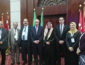 مصر تستعرض تجاربها فى إدارة المعلومات الجغرافية المكانية بالجزائر.. صور