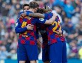 برشلونة ضيفا ثقيلا على نابولى فى ثمن نهائى دورى أبطال أوروبا