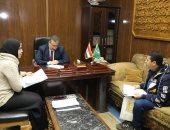 محافظ المنوفية يوجه بدراسة وعرض إمكانية استكمال تنفيذ مشروع الصرف لعزبة أبو سيف