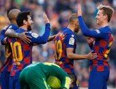 برشلونة يرفض استئناف الدورى الإسبانى وأبطال أوروبا بدون جماهير