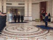 وزير الداخلية خلال تخرج دفعة جديدة من الشرطة: نختار أفضل العناصر