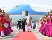 خبراء لنيوزويك: زيارة ترامب للهند لم تحرز تقدما في التوصل لاتفاق تجارى