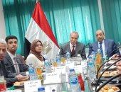 وزير التنمية المحلية: محافظة القليوبية بها العديد من المشاكل ونأمل فى حلها