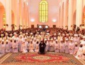البابا تواضروس يرسم 25 كاهنًا جديدا للخدمة بمصر والمهجر