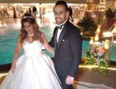 صور.. المخرج محمود الشال يحتفل بزفاف نجله فى حضور الأهل والأصدقاء