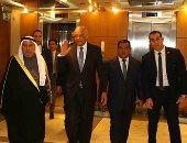 رئيس الوزراء ورئيس مجلس النواب يشاركان في احتفال سفارة الكويت بالعيد الوطنى