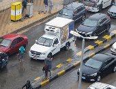 الأرصاد: فرص سقوط أمطار بالقاهرة الكبرى من الجمعة للأحد من متوسطة إلى غزيرة