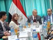 فيديو.. وزير التنمية المحلية يتفقد كورنيش بنها ويدعم المحافظة بـ10 ملايين جنيه