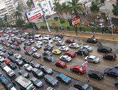 مرور القاهرة: كاميرات مراقبة بمحيط تحويلات إنشاء كوبرى الأميرية منعا للزحام