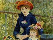 س وج.. لماذا أحب رينوار رسم زوجته وأبنائه وابن عم زوجته فى اللوحات