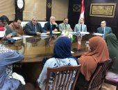 محو أمية 5830 دارس وتعليم كفر الشيخ توقع برتوكول لتعزيز لحماية الأطفال بالمدارس