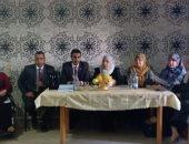 """""""قومى المرأة"""" ينفذ فعاليات خدمية لسيدات وفتيات شمال سيناء .. صور"""