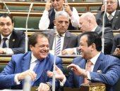 النائب محمد أبو العينين: الرئيس السيسي يسابق الزمن لتغيير الحاضر وبنـــاء مستقبل مشرق