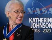 وفاة كاثرين جونسون عالمة رياضيات وكالة ناسا.. اعرف إنجازاتها فى عالم الفضاء