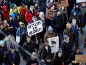مظاهرات لدعم ويتسويتين فى وسط أونتاريو الكندية