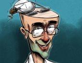 كاريكاتير صحيفة سعودية .. انتشار سرقة الأفكار والابتكارات الجديدة