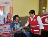 مؤمنة كامل تتقدم باستقالتها من الهلال الأحمر المصرى