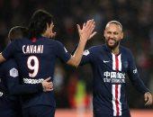 سان جيرمان يتخطى بوردو 4 - 3 فى ليلة طرد نيمار بالدوري الفرنسي.. فيديو