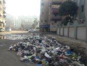 اضبط مخالفة.. القمامة والمجارى تحاصر مركز طبى ببورسعيد