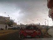 عودة الحياة لطبيعتها بوسط سيناء بعد موجة أمطار وسيول