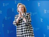 هيلاري كلينتون تروج لفيلم Hillary  بمهرجان برلين السينمائى