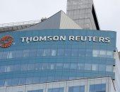 تومسون رويترز تعلن ارتفاع الإيرادات الفصلية