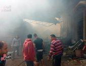 السيطرة على حريق داخل مخزن مراتب بمستشفى دار الشفاء فى العباسية دون إصابات