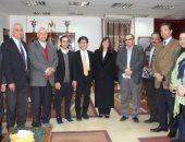 نائب رئيس جامعة بنها: حريصون على الانفتاح والاستفادة من خبرات الجامعات الدولية