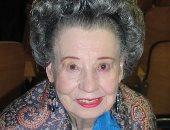 """رحيل """"بيبى بيجى"""" آخر نجوم السينما الصامتة عن عمر 101 عاما"""