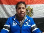 """فيديو.. إسلام خليل ينعى مبارك على طريقة """"شعبولا"""""""