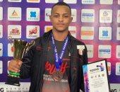 يوسف كرار يتأهل إلى المربع الذهبي فى البطولة الأفريقية للملاكمة