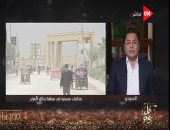 """""""كل يوم"""" يرصد المخالفات بـ""""حدائق الأهرام"""".. وخالد أبو بكر يوجه رسالة لوزير الإسكان"""