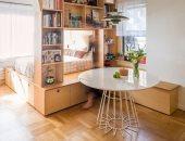 لو بيتك ضيق.. 10 أفكار ديكور لتصميم غرفة طعام فى مساحة صغيرة
