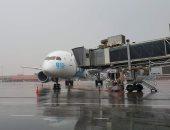 مطار القاهرة يستقبل 3 رحلات استثنائية لمصريين عائدين من قطر ومسقط