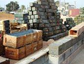 العربية: أنباء عن وقوع انفجارات فى قاعدة معيتيقة الجوية بليبيا
