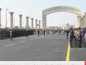 آخر الاستعدادات لمراسم جنازة حسنى مبارك من مسجد المشير طنطاوى.. صور