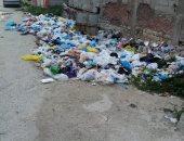 """""""سيبها علينا"""".. شكوى من انتشار القمامة بالعجمى فى الإسكندرية"""