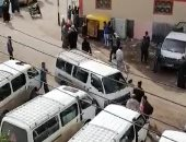 """أهالى شبراخيت يناشدون نقل موقف """"لقانة"""" بعيدا عن المستشفى والمنطقة السكنية"""