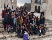 221 مستوطنا إسرائيليا يقتحمون باحات المسجد الأقصى لالتقاط صور تذكارية