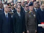 عبد الرحيم على: جنازة مبارك العسكرية أثبتت أن مصر دولة كبيرة ومشاركة الرئيس رسالة وفاء للعالم