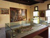 متحف رشيد يستقبل وفد فرنسى من معهد الآثار الشرقية