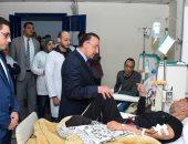 محافظ الإسكندرية يأمر بتحويل طاقم قسم استقبال طوارئ مستشفى القبارى للتحقيق