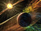 مركبة هبوط المريخ تكشف تفاصيل جديدة عن المجال المغناطيسى الغريب للكوكب
