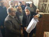 """""""مياه الاسكندرية"""" تعلن تطوير فرع محرم بك و تركيب 6822 عداد ببشاير الخير"""