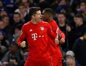 بايرن ميونخ يسيطر على تشكيل الأسبوع فى دوري أبطال أوروبا