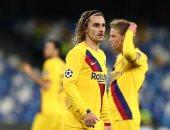 برشلونة يسجل رقما سلبيا ضد الأندية الإيطالية بعد التعادل مع نابولى