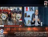 محمد الباز: مبارك انتصر فى معركته الأخيرة